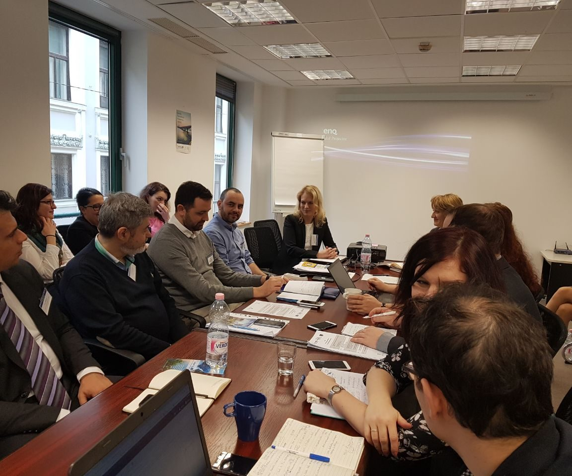 14th STEERING GROUP MEETING, BUDAPEST, 2018