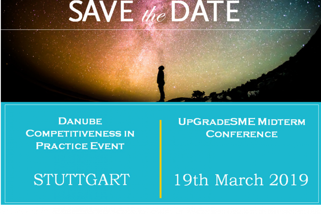 Internationalisation of SMEs in the age of digitalisation – Joint event of the project UpGradeSME and the Priority Area 8 of the EU Strategy of the Danube Region