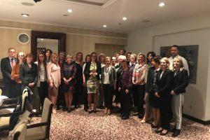 "NETWORKING EVENT ""BUSINESS WOMEN IN THE DANUBE REGION"", ZAGREB, 2018"