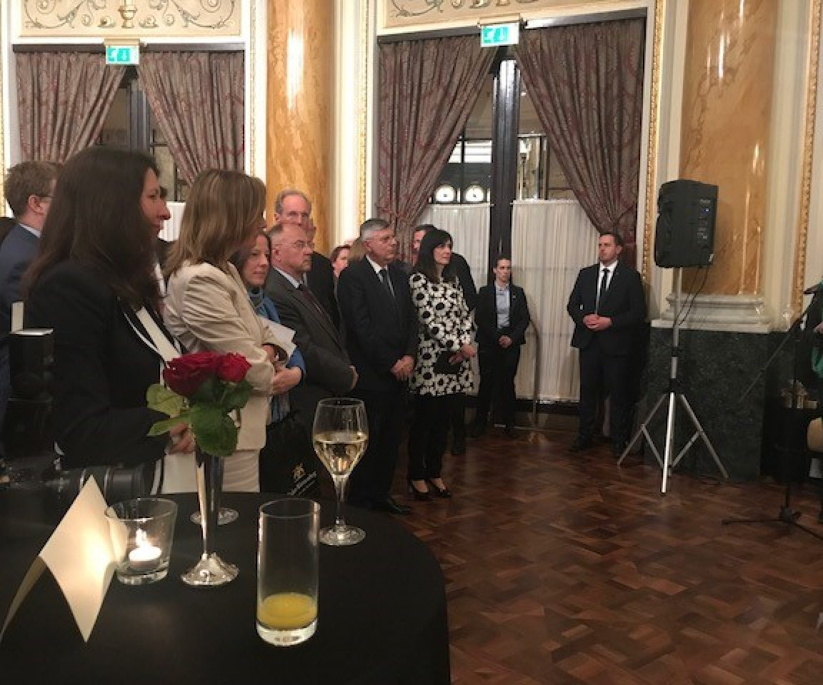 "OFFICIAL LAUNCH CEREMONY OF THE WORKING GROUP ""DANUBE DIGITAL"", ZAGREB, 2018"