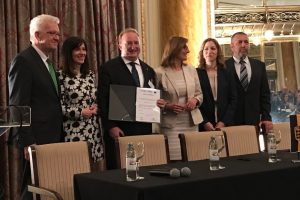 """OFFICIAL LAUNCH CEREMONY OF THE WORKING GROUP """"DANUBE DIGITAL"""", ZAGREB, 2018"""
