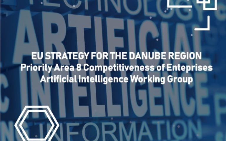 Introductory brochure of the PA8 Artificial Intelligence Working Group